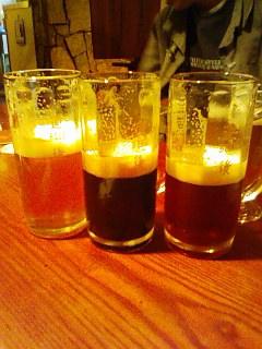 道後地ビール三種